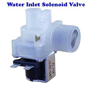Komponen Mesin Cuci Water Inlet Solenoid Valve