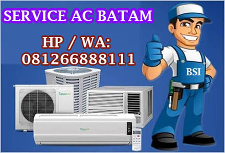 Service AC Batam Center